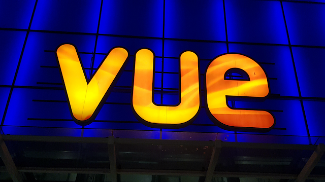AD: My Cinema Experience With Vue