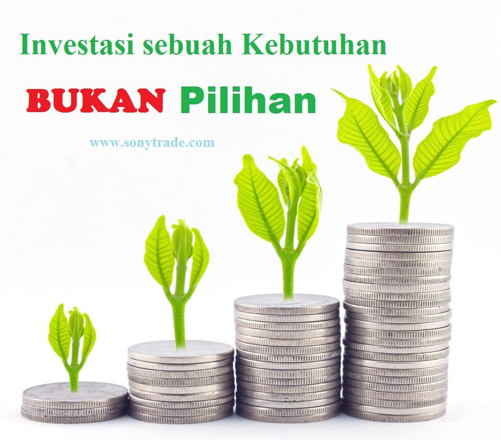 Pengalaman investasi forex