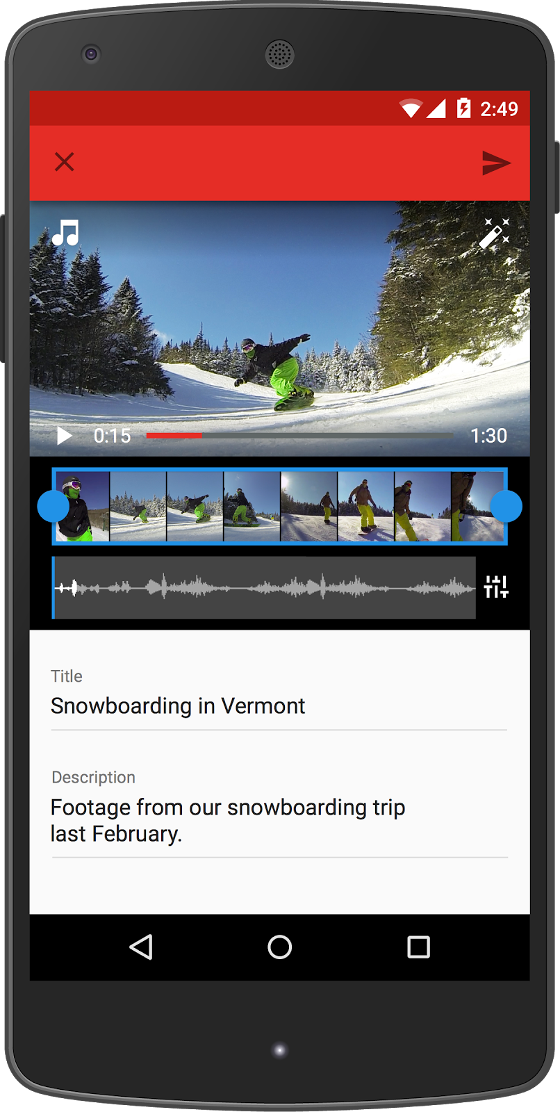 Tech News: YouTube is updated incorporating a video editor