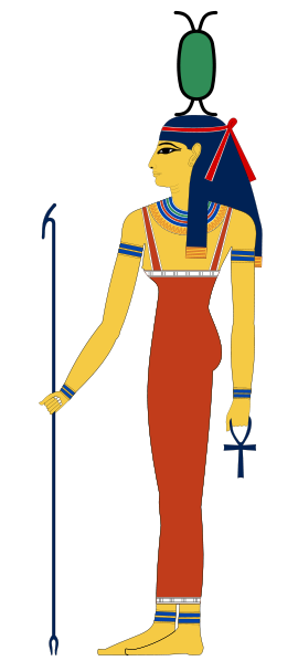 Neith, an ancient Egyptian goddess