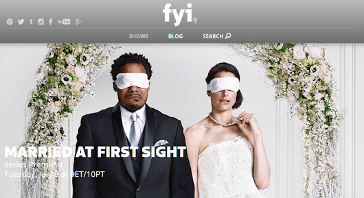 New Wedding TV Show - Married at First Sight