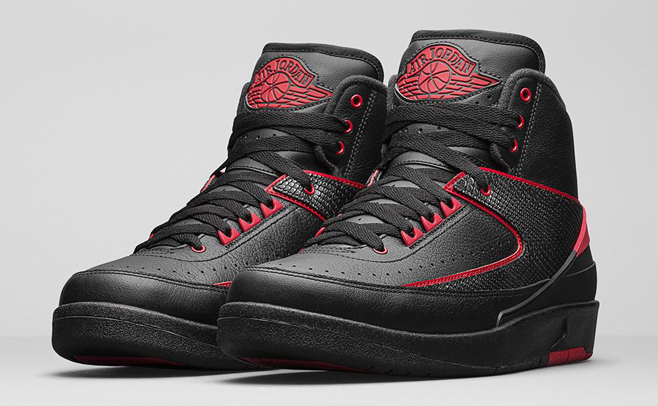 huge discount 5bbb7 24734 Air Jordan 2 Retro
