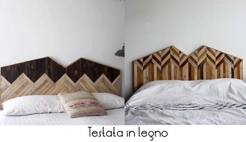 Vi prendiamo a testate arredamento facile - Testata letto a muro ...