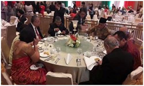 Mr.Pradeev Kumar Rawat undang Wali Kota Padang