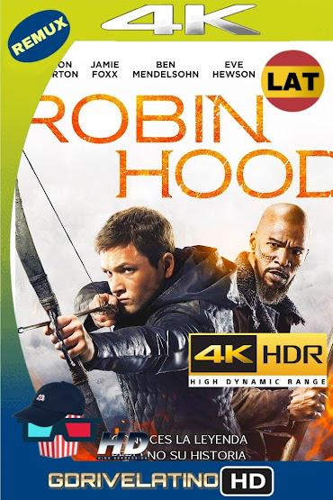 Robin Hood (2018) BDRemux 4K HDR Latino-Ingles MKV