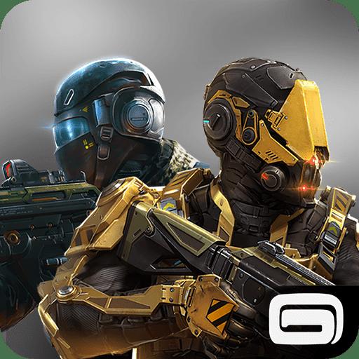 Modern Combat 5: FPS eSports v4.1.1h Apk Mod [God Mode]