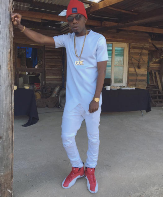 Dancehall artiste Patoranking releases new photos