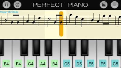Reprodução por partitura