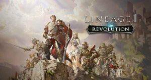 Lineage2 Revolution MOD APK Android English Version 0.16.05