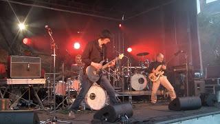 fête de la Bretagne à Concarneau avec Daonet en 2010