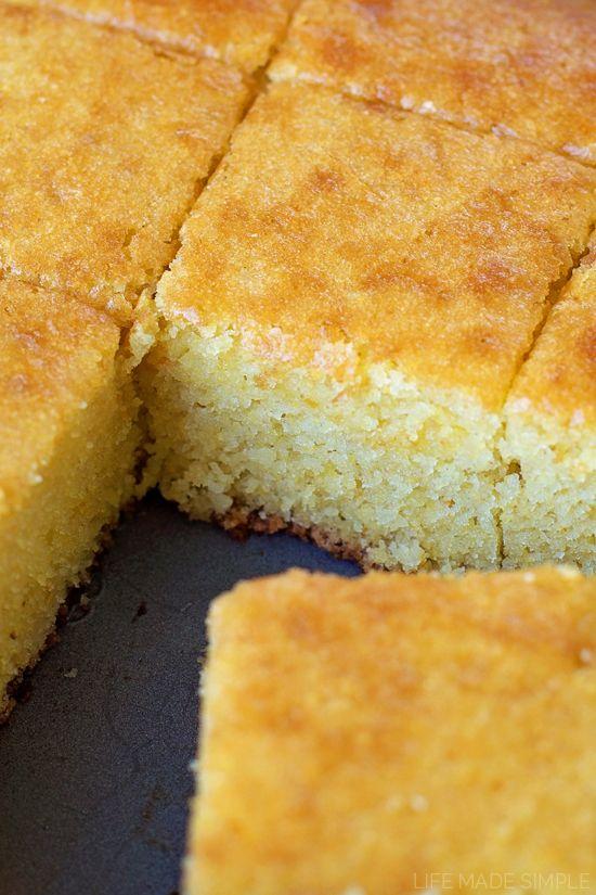 Johnny Cake Recipe Without Cornmeal