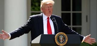 ترامب: لا أؤمن بالآثار المدمرة لتغير المناخ