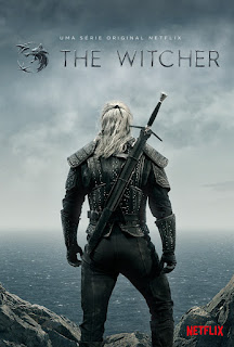 The Witcher: Netflix  poster