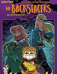 The Backstagers Halloween Intermission