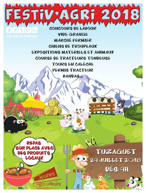 Festiv'agri Tuzaguet 2018