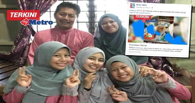 Apa salah Syazana Amirah?