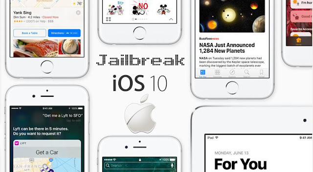 Jailbreak: Come fare su iOS 10 con Pangu per Mac