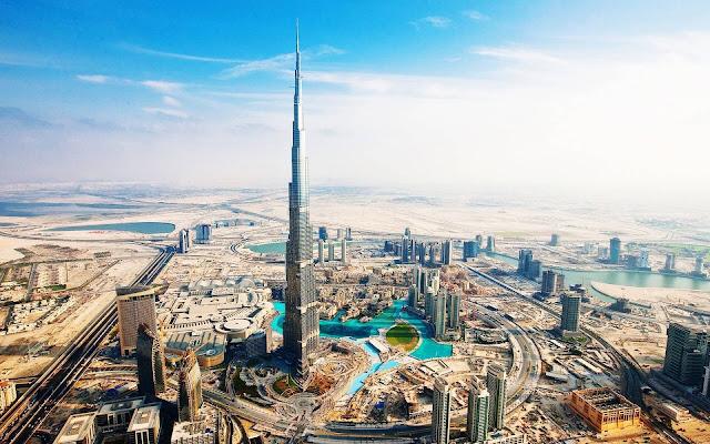 Thiên đường đầu tư bất động sản tại Dubai
