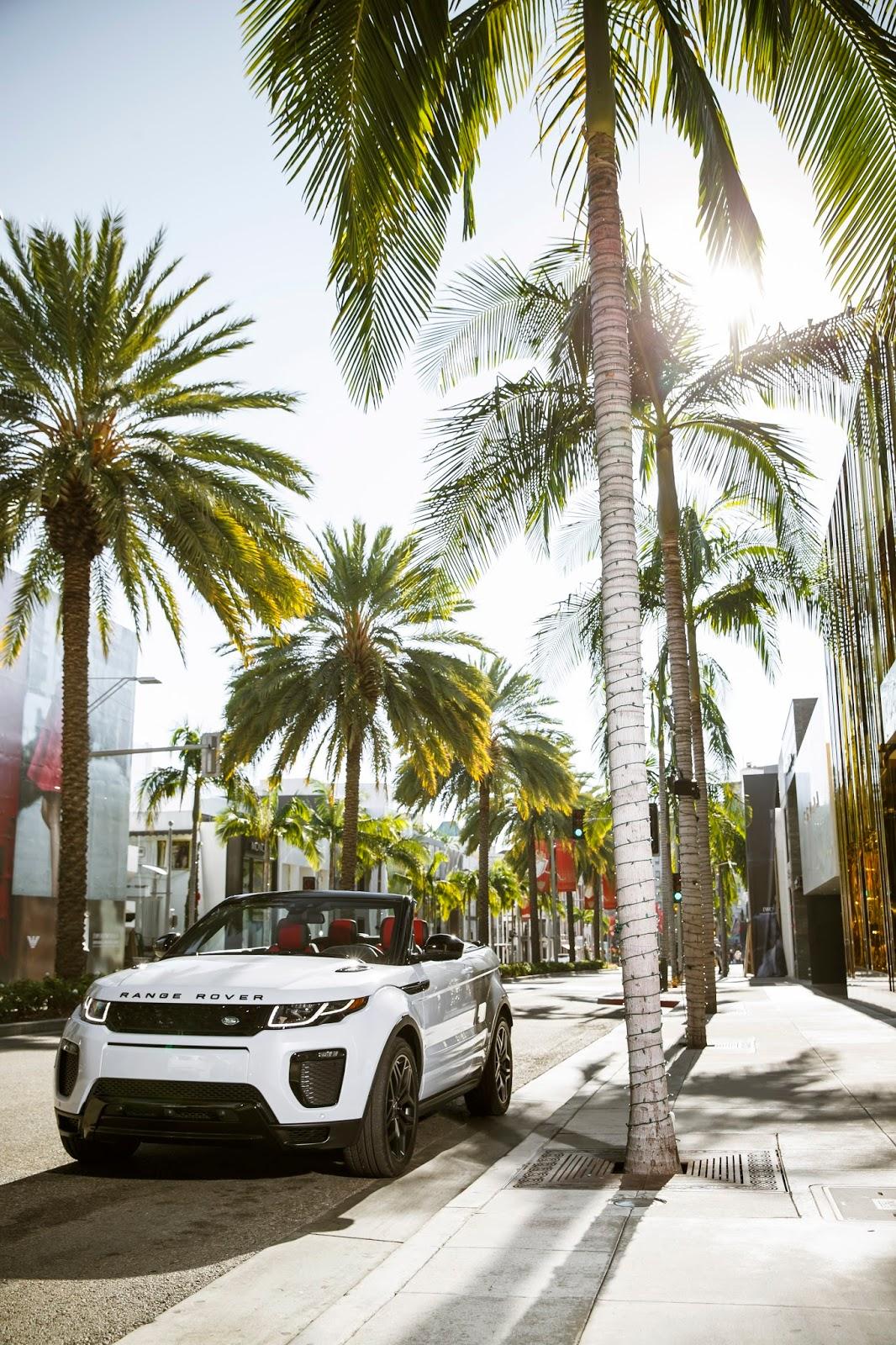 Range Rover Santa Monica >> Car Girl: Naomie Harris