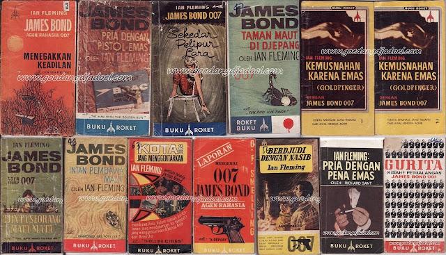 buku james bond klasik