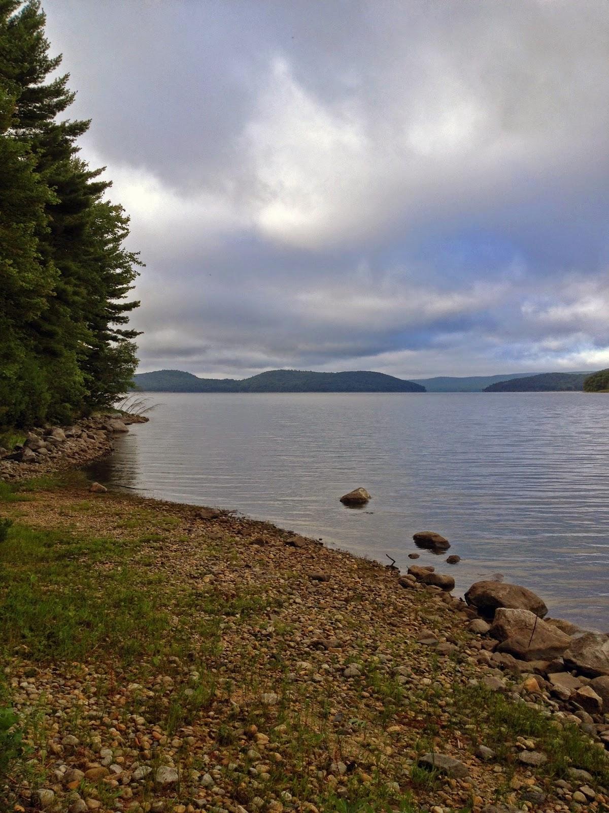 Quabbin Reservoir Hiking With A Camera