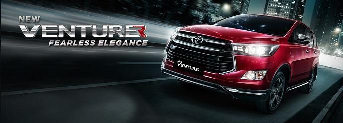 gambar kelebihan Toyota venturer