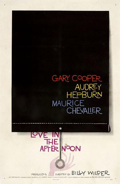 電影與音樂|黃昏之戀Love in the Afternoon:知名旋律的起點,從這裡開始
