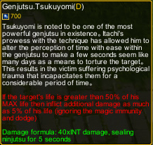 Naruto Castle Defense 7.05 Tsukuyomi detail