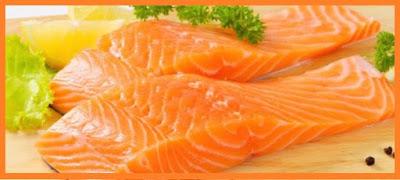 salmón con vitamina B6