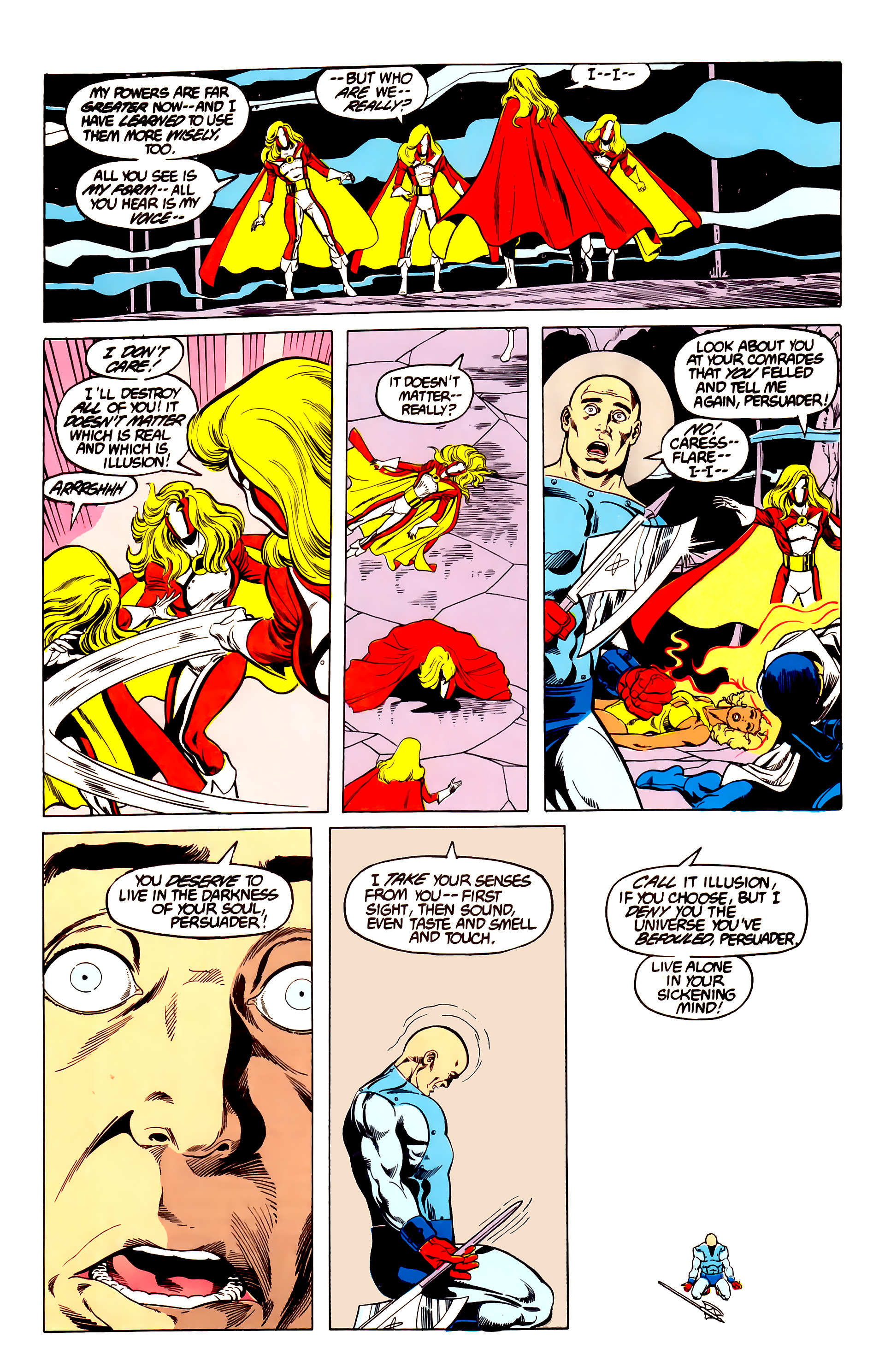 Legion of Super-Heroes (1984) 26 Page 27