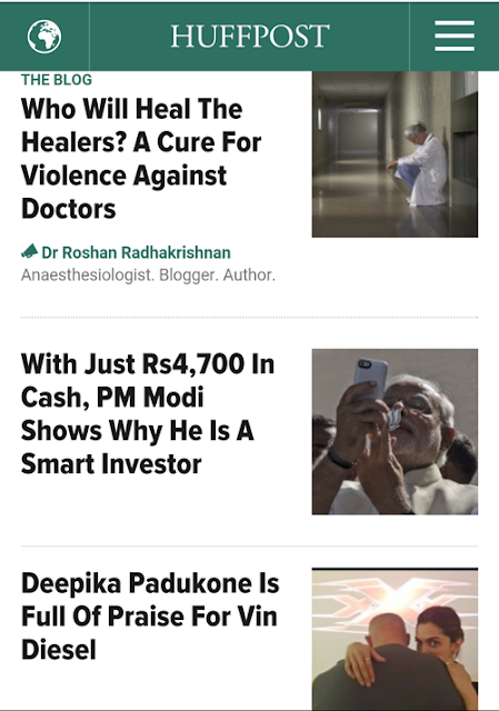 Roshan Radhakrishnan Modi Deepika Padukone Vin Diesel