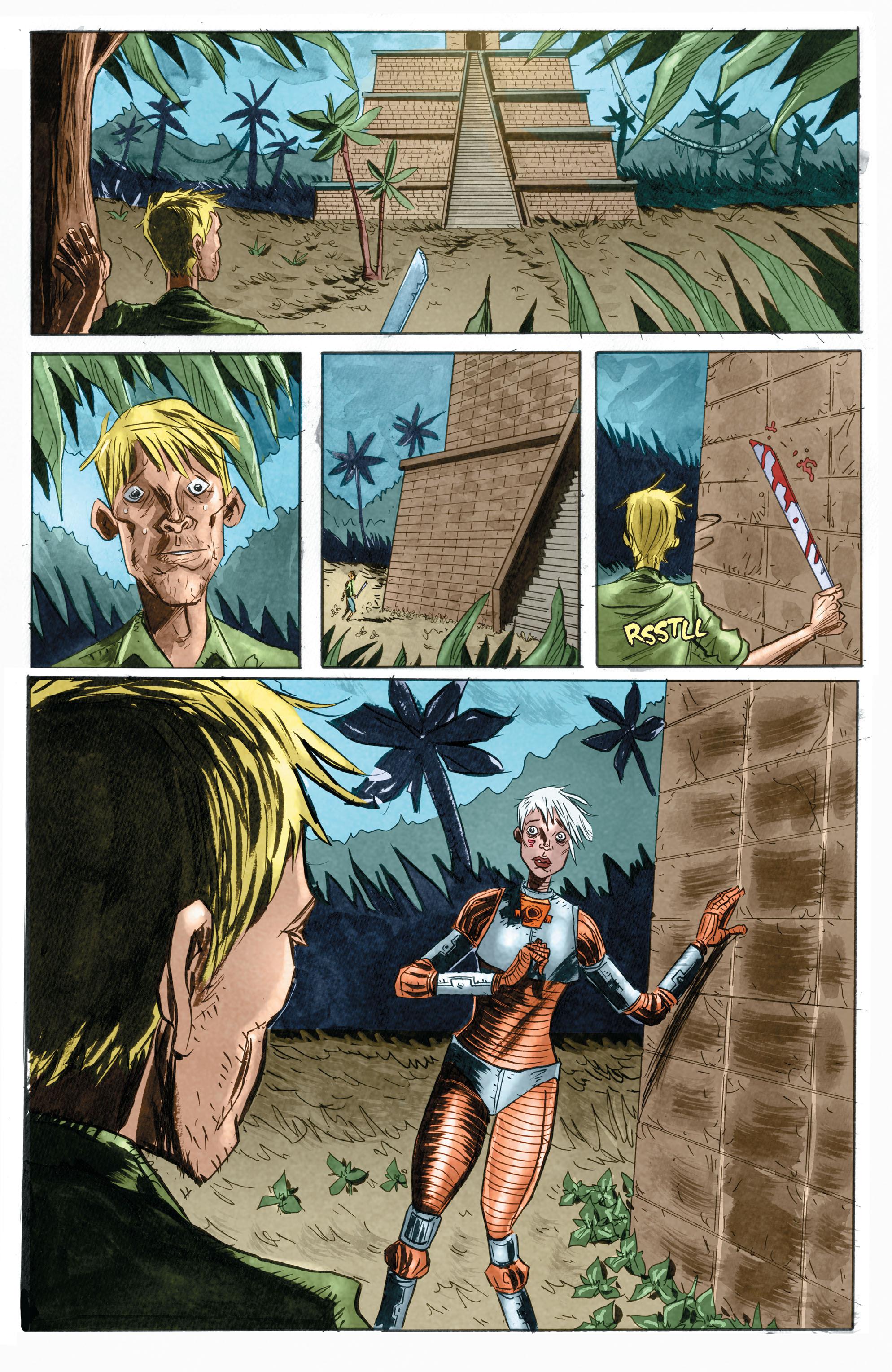 Read online Trillium comic -  Issue # TPB - 34