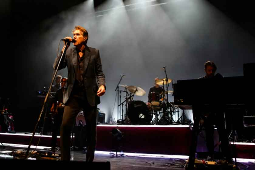 Brian Ferry to play Skopje's Philharmonic Hall