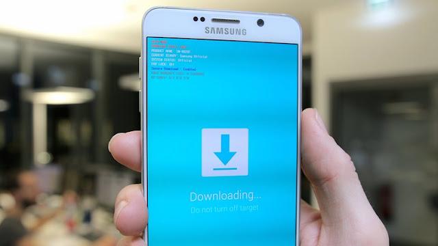Cara Mudah Masuk Mode Recovery dan Mode Download Samsung