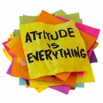 actitud en la vida para triunfar