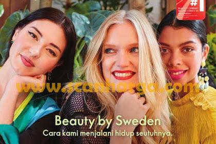 New!! Katalog Oriflame Edisi Desember 2018