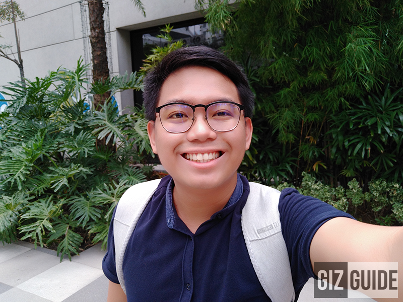 The Vivo V7+ takes great selfies