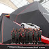 FC Bayern players connect with Audi e-tron at Munich Airport