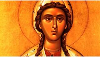 Αγία Κυριακή: Η Αγία που διώχνει την κατάθλιψη