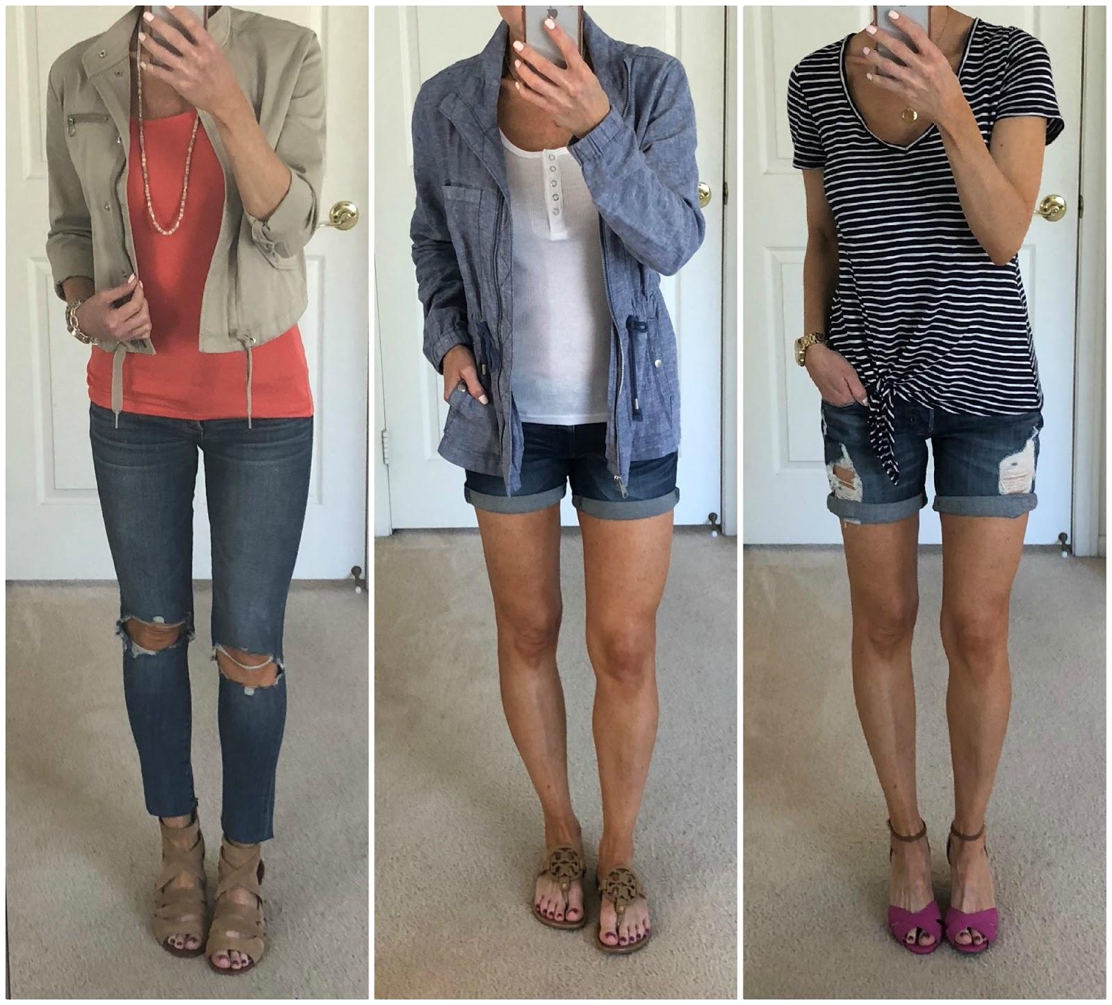 5469cbaf5afa Nine Summer Casual Outfits + Friday Four 6 15 18