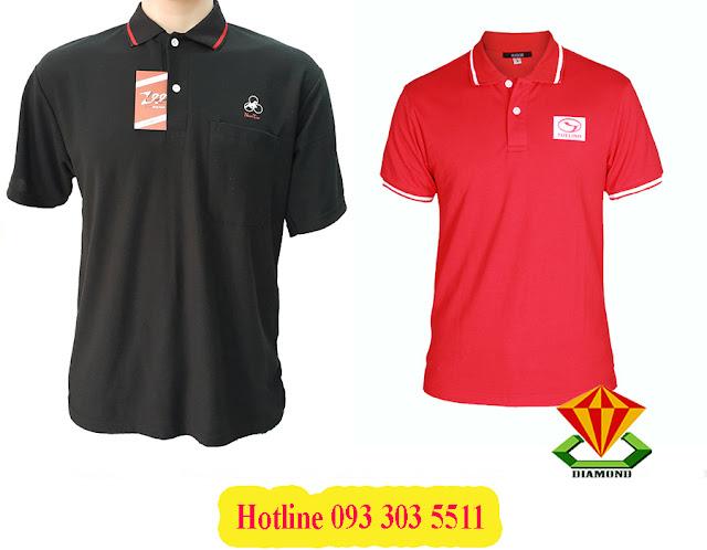 Áo thun đồng phục giá rẻ - Đồng phục Kim Cương