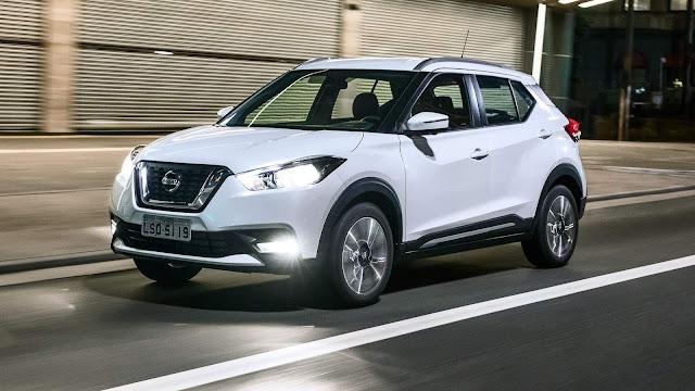 """Nissan Kicks: pacotes de """"enfeites"""" disponíveis nas concessionária"""