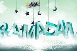Jika Engkau Rindu Ramadhan