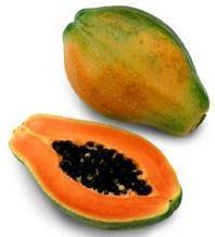 Papaya alimento de Ucayali