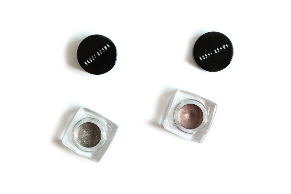 bobbi brown long wear cream eye shadow fard crème métallique avis test