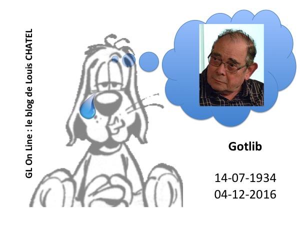 Adieu Gotlib