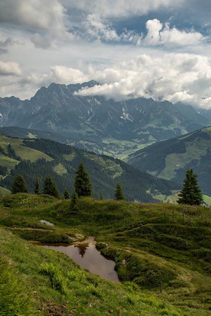 Almwanderung zur Hochkaseralm  Wandern Hochkönig  Wanderung SalzburgerLand 09
