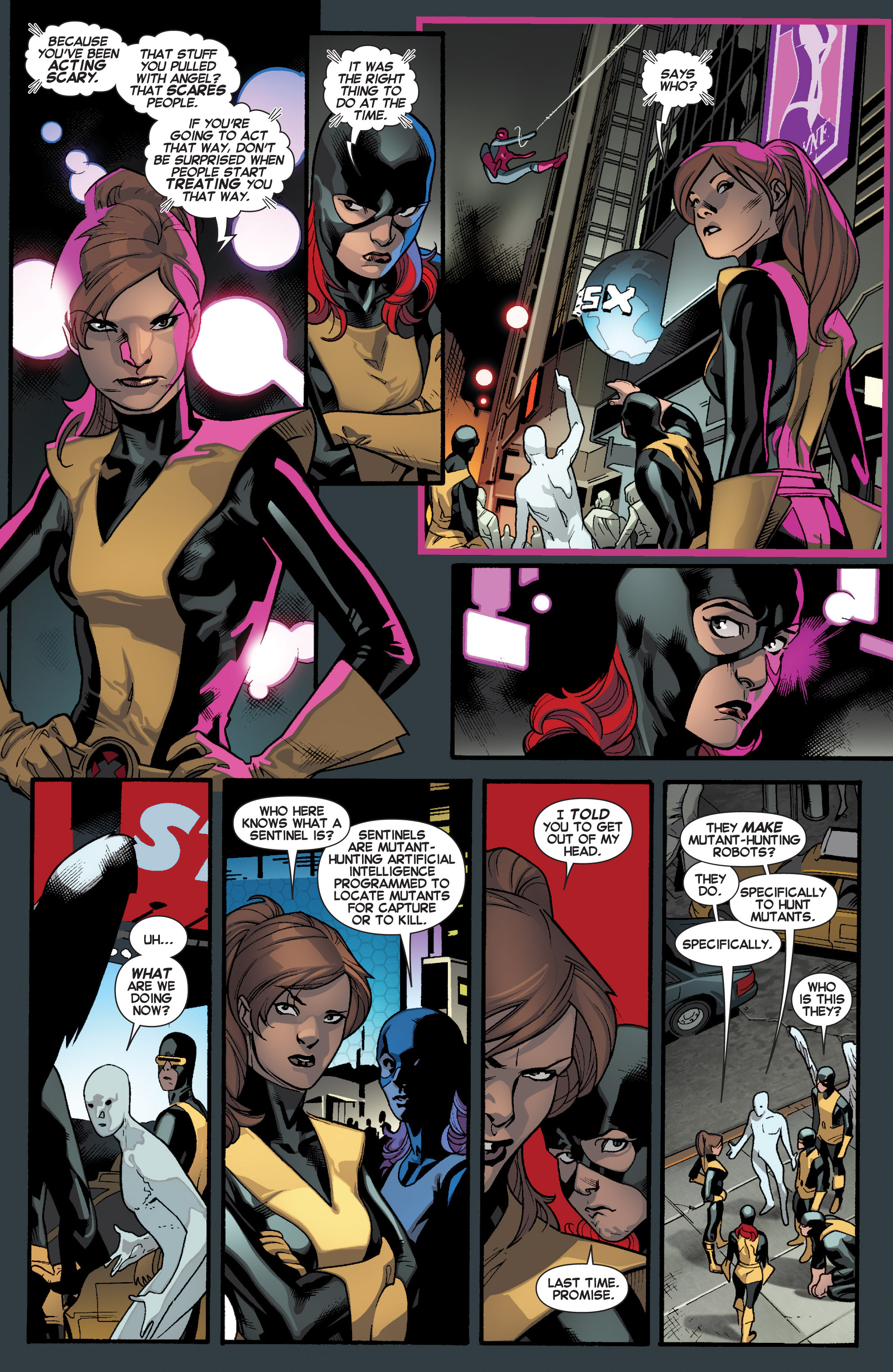 Read online All-New X-Men (2013) comic -  Issue # _Special - Here To Stay - 68