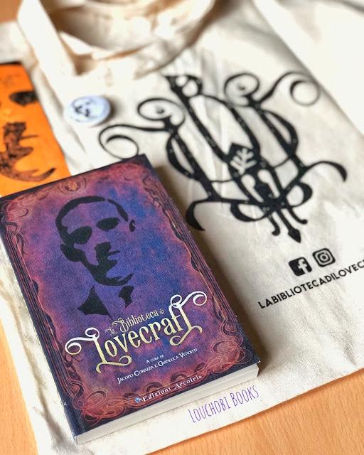 La Biblioteca di Lovecraft - a cura di Jacopo Corazza e Gianluca Venditti [recensione]