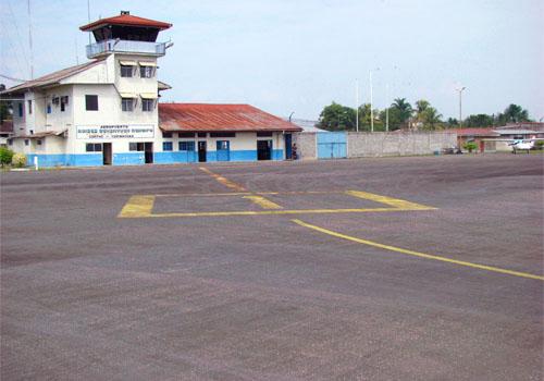 Aeropuerto Moises Benzaquen Rengifo de Yurimaguas